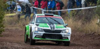 Pontus Tidemand inför debuten i Wales Rally GB
