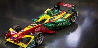 Audi följer strömmen och satsar på Formula E