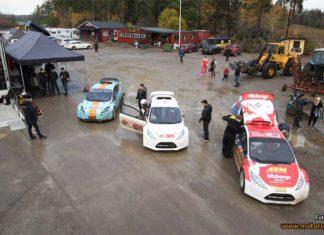 Stort intresse för Supercar Lites i Strängnäs