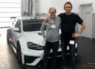 Albin Wärnelöv gör en STCC-satsning med Lestrup Racing Team
