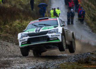 Pontus Tidemand om andraplatsen i Wales Rally GB
