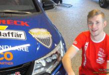 Clio Cup-mästaren Marcus Annervi kör STCC 2017 i nytt märke