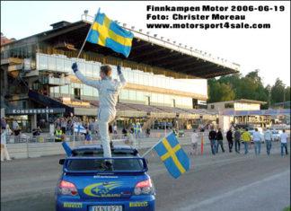 Finnkampen Motor 2006