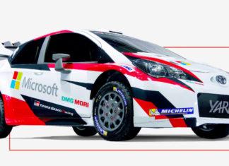 Jari-Matti Latvala blir försteförare för Toyota