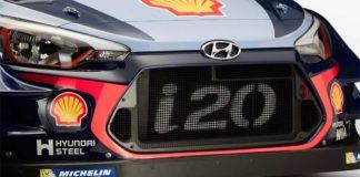 Premiär för nya Hyundai i20 Coupe WRC 2017