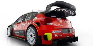 Citroën tillbaka i Rally-VM med fyra förare