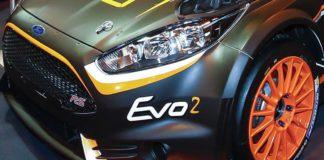 Ford Fiesta R5 Evo2