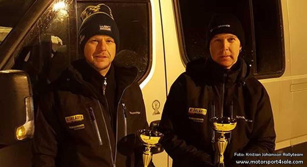 Kristian Johansson nöjd totaltvåa i Offerdalingen
