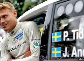 Pontus Tidemand inför VM-premiären i Monte-Carlo