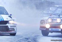 Skoda kommer till Monte Carlo i historisk look