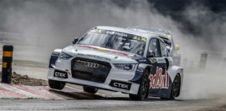 Audi Sport satsar på Mattias Ekströms team EKS