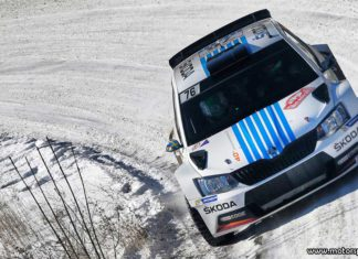 Pontus Tidemand nia totalt efter fredagsetappen i Monte Carlo