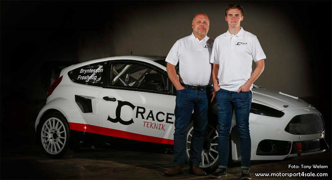 JC Raceteknik satsar på Supercar