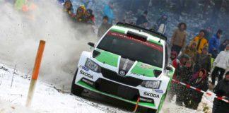 Väl förberedd Tidemand siktar på seger i Rally Sweden