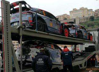 Hyundaiteamet ser fram emot Rally Sweden
