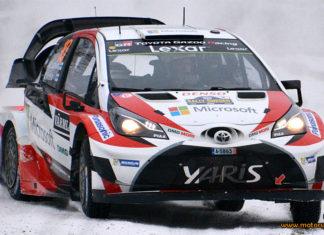 Reportage från Rally Sweden 2017