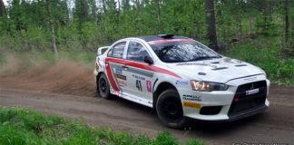 Jacob Jansson kör SM 2018, men inte i Sverige