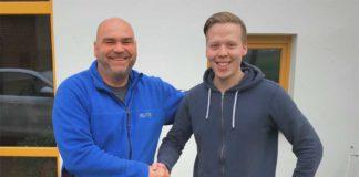 Elias Lundberg näste svensk i ADAC Opel Rallye Cup