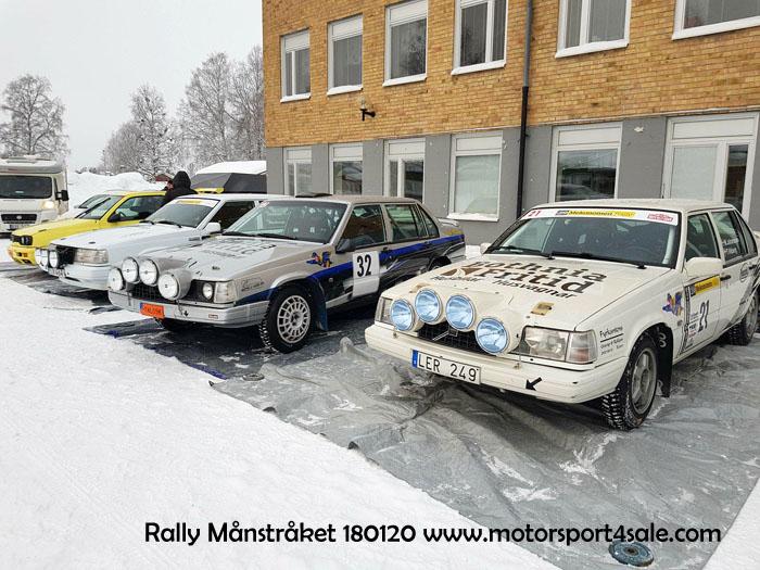 Rally Månstråket 2018