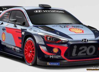 Andreas Mikkelsen i Hyundai WRC