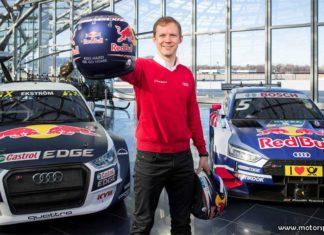 Mattias Ekström avslutar sin framgångsrika karriär i DTM