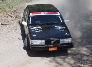 Tävlingskalender för Sydsvenska Rallycupen 2018