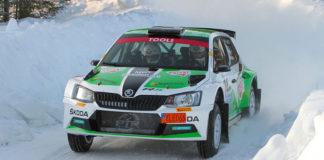 Mattias Adielsson får mäta sig med världens bästa WRC2-förare