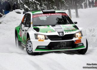 Mattias Adielsson om fjärdeplatsen i Rally Sweden WRC2