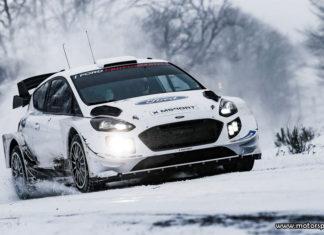 Pontus Tidemands tankar inför Monte Carlo och WRC-styrningen