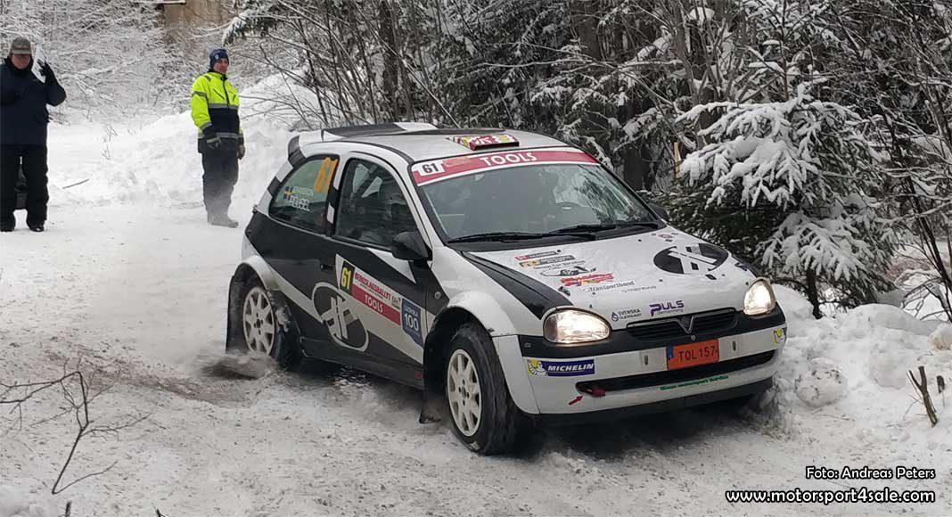 Daniel Röjsel och Mikael Johansson segrade i SM-premiären