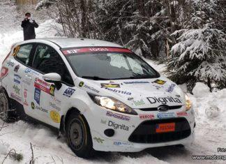 Dennis Rådström började vintersäsongen på bästa sätt