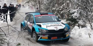 Patrik Flodin ser fram emot fortsättningen av Rally-SM