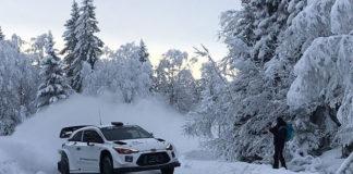 Loeb i testtrubbel inför det svenska VM-rallyt
