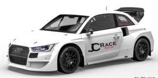 Robin Larsson och Mats Öhman klara för satsning med JC Raceteknik