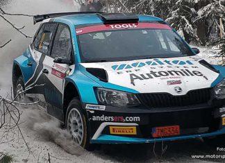 Patrik Flodin inför Rally Sweden