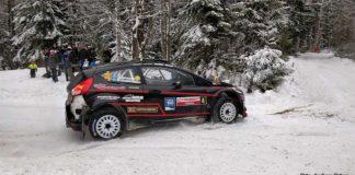 Jacob Janssons redo för sin rallydröm - köra Rally Sweden