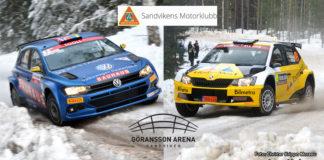Rallyess och VM-stjärnor möts i Sandvikens motorshow