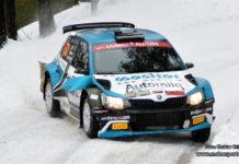 Tungt Rally Sweden för Patrik Flodin