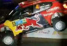 Esapekka Lappis galna hopp på SS1 Rally Mexico