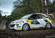 Lundberg & Arhusiander kommer revanschsugna till Rally Liepaja