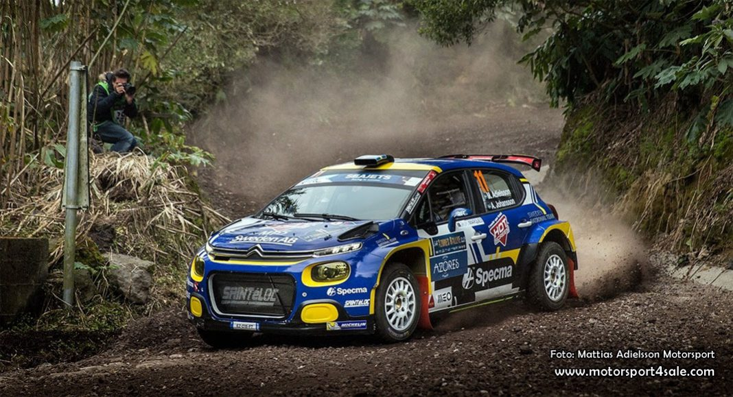Mattias Adielsson inför helgens Rally Liepaja