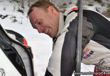 Latvala kommer till start i Rally Sweden 2020