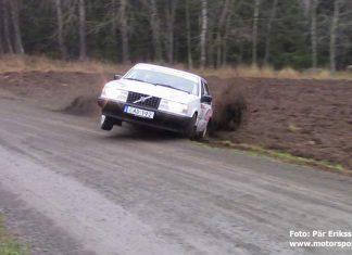 Tävlingskalender för Sydsvenska Rallycupen 2020