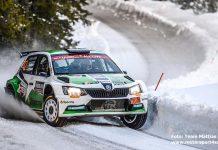 Mattias Adielsson tillbaka i Rally-SM 2020