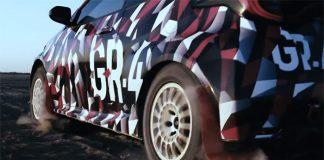 Är det här en blivande Toyota Yaris R5
