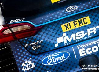 Esapekka Lappi klar för M-Sport i WRC 2020