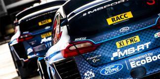 Gus Greensmith kliver upp till WRC med M-Sport