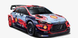 Hyundai i20 Coupe WRC - så ser den ut