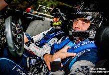 Pontus Tidemand kör Rally Sweden 2020
