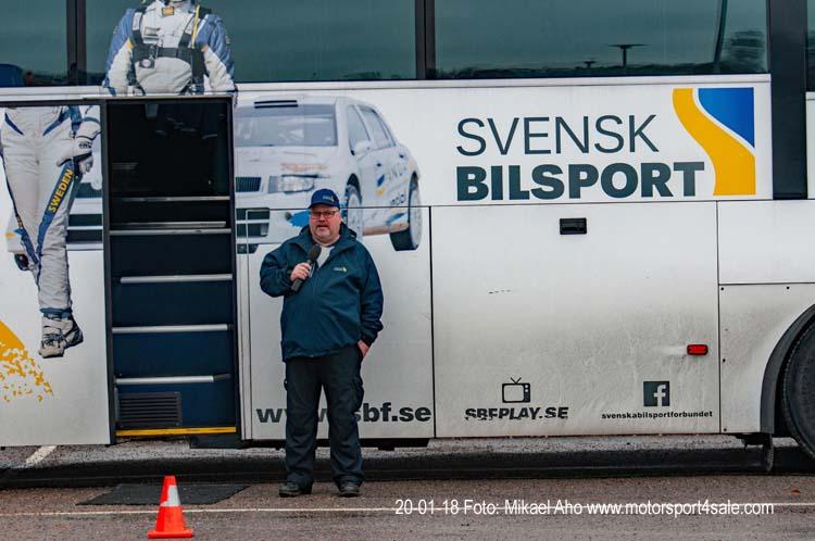Race of Sandviken den 18 januari 2020